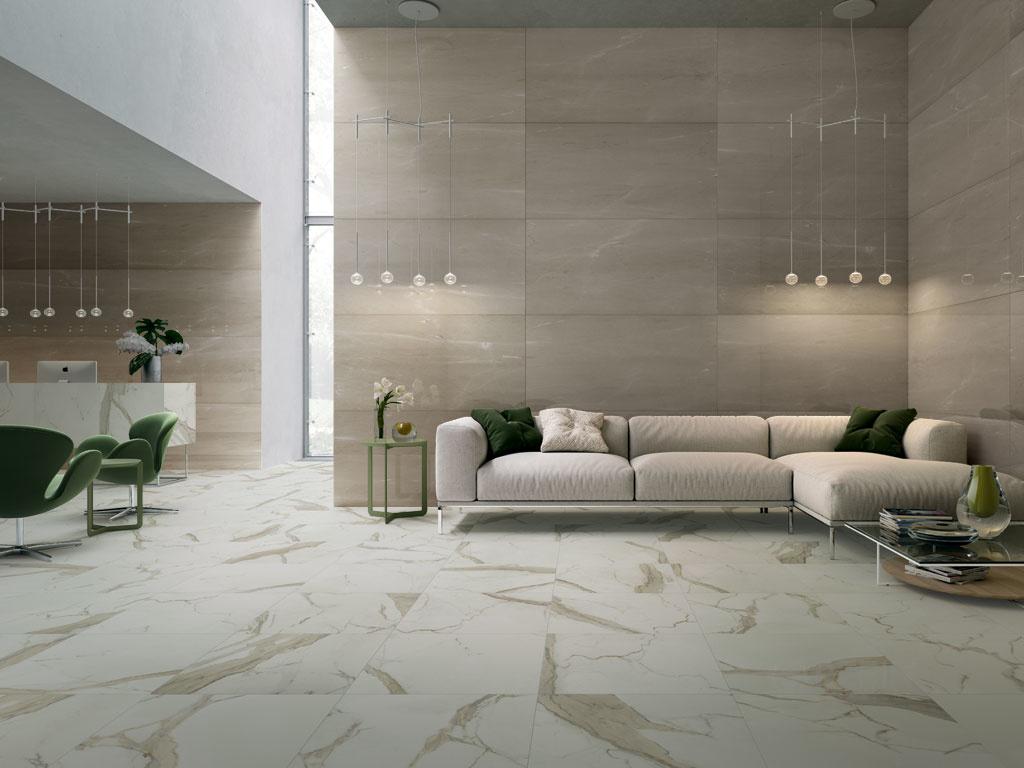 carrelage imitation marbre prestigio. Black Bedroom Furniture Sets. Home Design Ideas