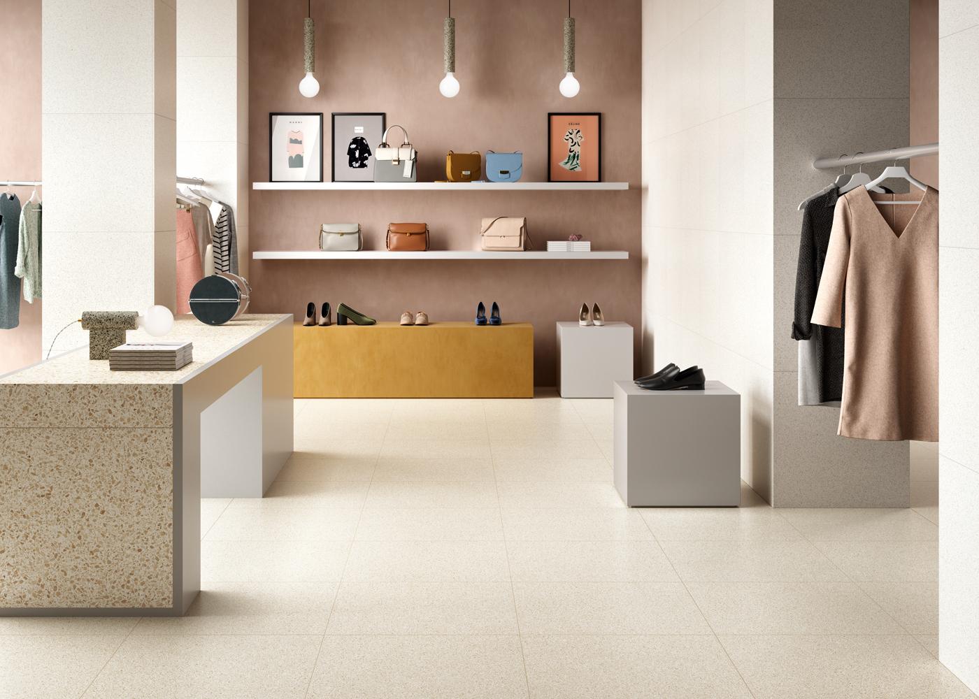 Espaces Retail et Hospitality