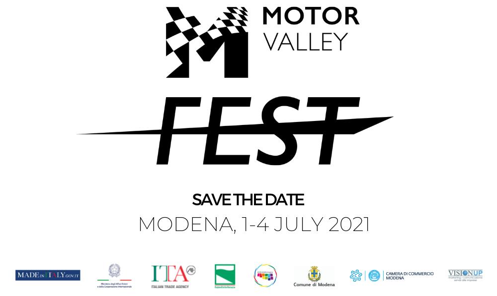 VENEZ NOUS RETROUVER AU MOTOR VALLEY FEST 2021